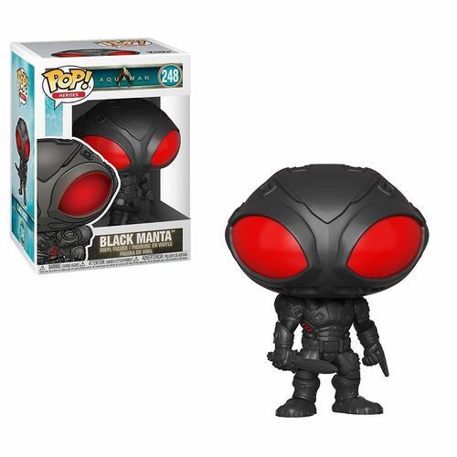 Фигурка POP! Aquaman Black Manta фигурка funko black manta pop 9 31183