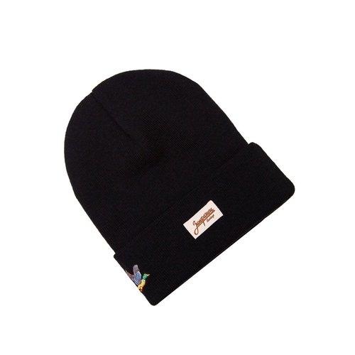 Шапка Ditch FW18, черная шапка ditch зеленая