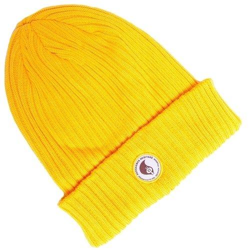 Шапка Белочка, желтая шапка big doggy желтая