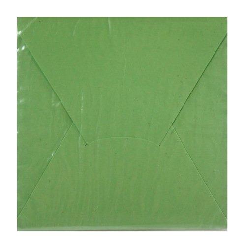 Конверт подарочный С1, фисташковый, 10 х 10 см конверт подарочный дарите счастье хорошего дня цвет мультиколор 13 х 16 см 2729810