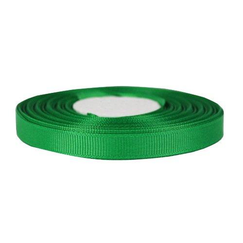 Лента репсовая, 10 мм, темно-зеленая (цена за 1 м) лента репсовая 10 мм красная цена за 1 м