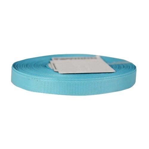 Лента репсовая, 10 мм, голубая (цена за 1 м) лента жгут 10 м