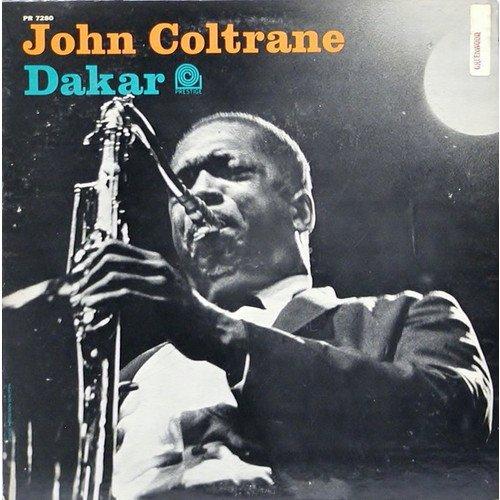 John Coltrane - Dakar john jackson mary reed