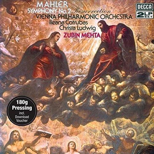 цена на Zubin Mehta / Mahler - Symphony No.2