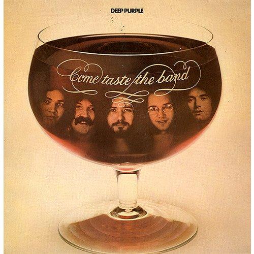 Deep Purple - Come Taste The Band deep purple deep purple come taste the band colour