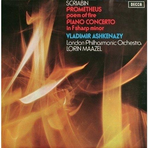 Vladimir Ashkenazy / Scriabin - Piano Concerto; Prometheus цена 2017