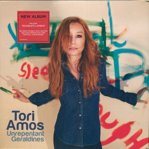 Tori Amos - Unrepentant Geraldines heart rolling pin