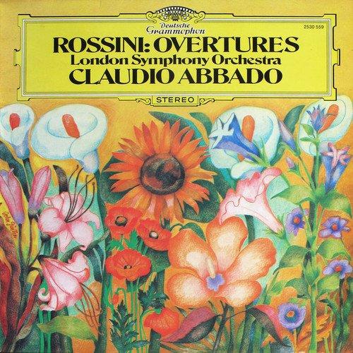 лучшая цена Claudio Abbado, Rossini - Overtures
