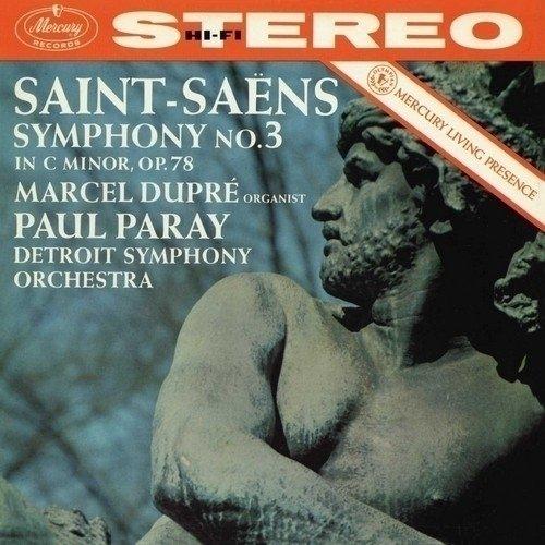 """Paul Paray / Saint-Saens - Symphony No.3 """"Organ"""" недорого"""