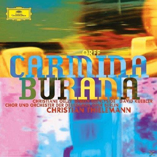 Christian Thielemann / Orff - Carmina Burana цена 2017