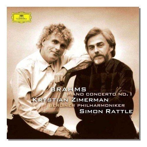 Krystian Zimerman / Brahms - Piano Concerto No. 1 цена и фото