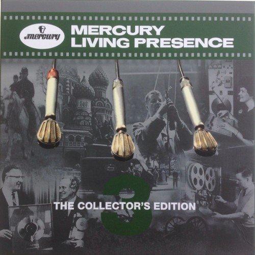 Various Artists - Mercury Living Presence Vol. 3 (Box) цена и фото