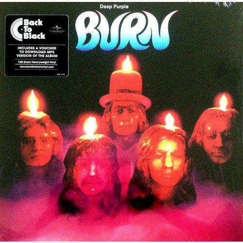 Deep Purple - Burn control burn resist books 4 6