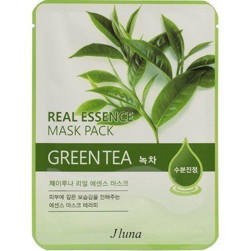 Тканевая маска с зеленым чаем, 25 мл the face shop real nature тканевая маска для лица с экстрактом зеленого чая 21 мл