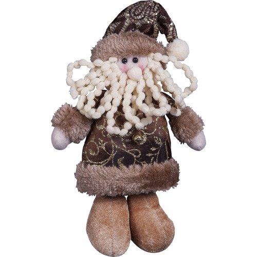 "Мягкая игрушка ""Дед Мороз"" DCM-024, 20 см цена 2017"