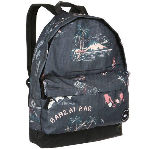 Рюкзак EQYBP03504-KTA0, серый, 20 л рюкзак мужской quiksilver everyday poster m eqybp03504 blh0 темно синий красный серо голубой