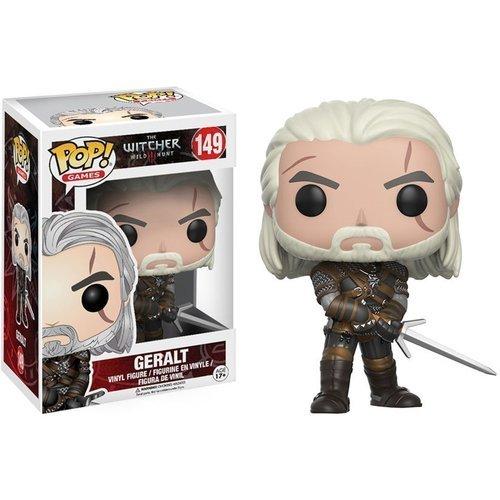 "цена на Фигурка POP! Games ""The Witcher. Geralt"""