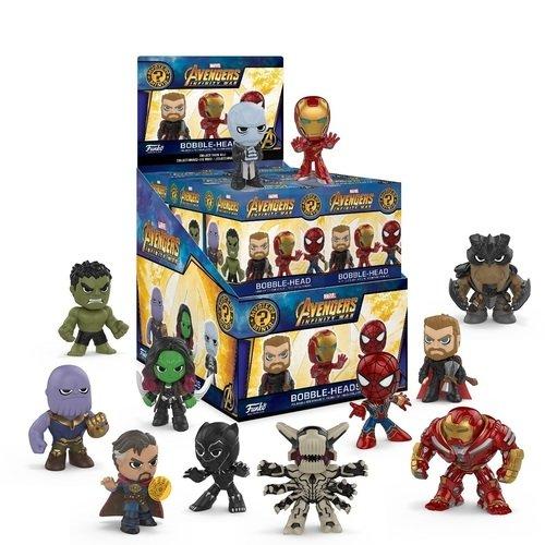Фигурка Mystery Mini: Avengers Infinity War, в ассортименте цена