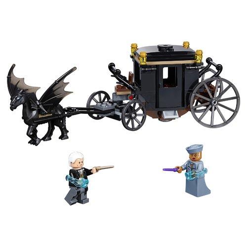 Купить Конструктор Harry Potter Побег Грин-де-Вальда 75951, LEGO, Конструкторы