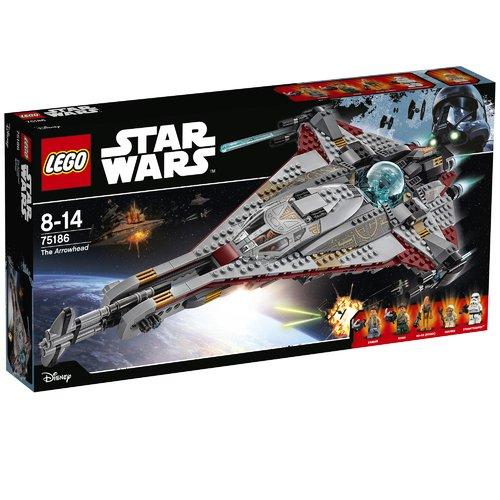 Конструктор Star Wars Стрела 75186 lego star wars стрела 75186
