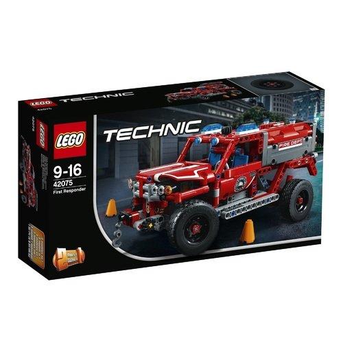 Игрушка Technic Служба быстрого реагирования 42075 конструктор lego technic служба быстрого реагирования 42075