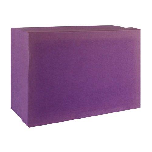 Подарочная коробка, фиолетовая, 23 х 16 х 9 см