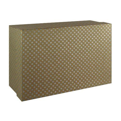 Подарочная коробка Серебро, 21 х 14 х 8 см коробка подарочная veld co giftbox трансформер paris под бутылку цвет бежевый 34 4 х 8 2 х 8 2 см