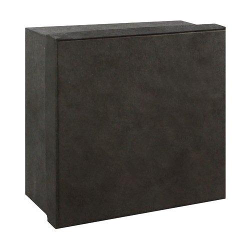 Подарочная коробка, черная, 10 х 10 х 5 см коробка подарочная mister christmas складная 15 5 х 19 5 х 6 5 см gh fb 1