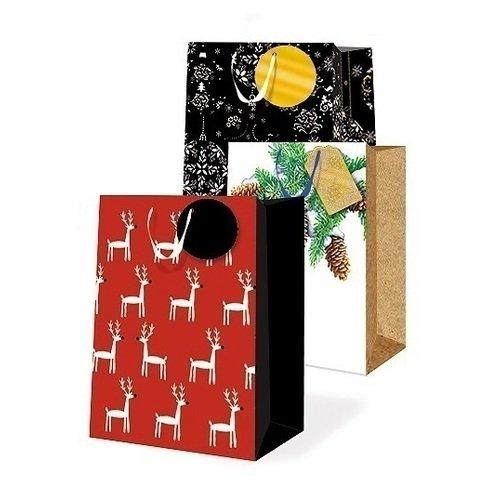 """Подарочный пакет """"Новогодний"""" А4, в ассортименте frenchy yummy 368334"""