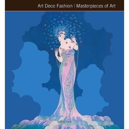Art Deco Fashion. Masterpieces of Art masterpieces of mystery