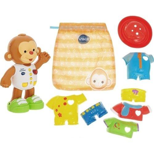 Купить Игровой набор Одень обезьянку , Vtech, Развлекательные и развивающие игрушки
