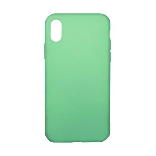 лучшая цена Чехол для iPhone X мятный