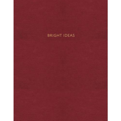 Блокнот Bright Ideas, 192 страницы, красный истории из детства моей дочки блокнот для самых интересных случаев 192 страницы