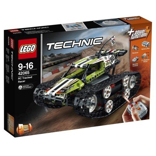 Конструктор с ДУ Technic Скоростной вездеход 42095 конструктор lego technic скоростной вездеход с дистанционным управлением 42065