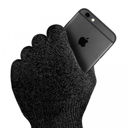 Перчатки для сенсорных телефонов, M/L теплые перчатки для сенсорных дисплеев harsika р uni 0614