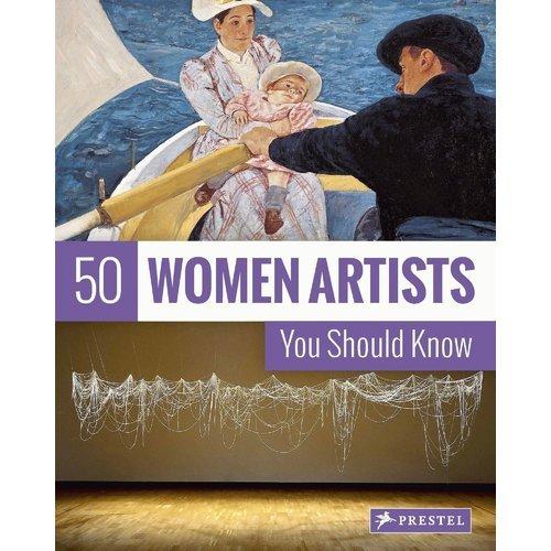 купить 50 Women Artists You Should Know по цене 2440 рублей