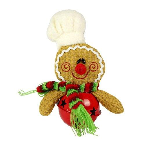 Новогоднее украшение Имбирный повар