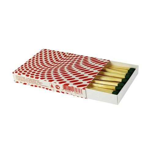 Спички сигарные Люкс № 3 спички люкс 10 красный голубой