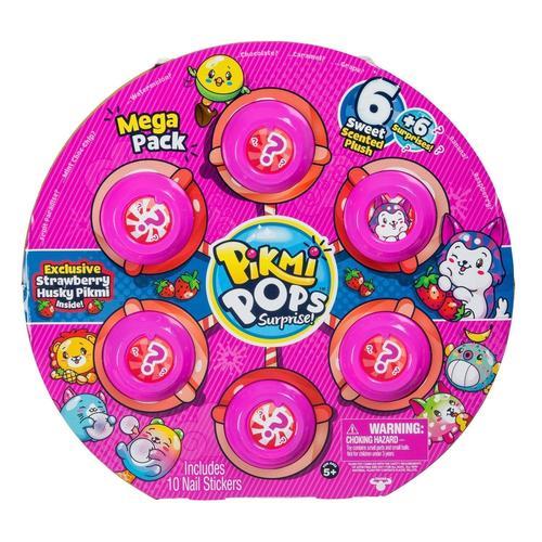Купить Набор с 6 героями Pikmi Pops. Клубника , Игровые наборы