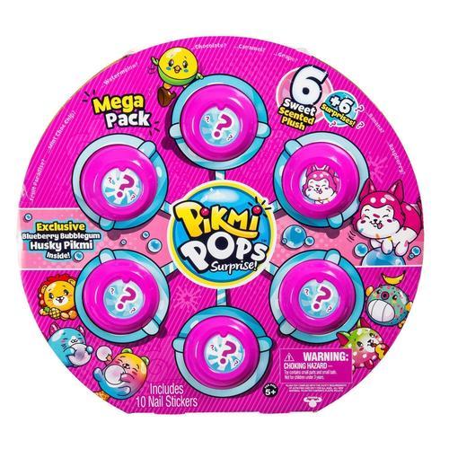 Купить Набор с 6 героями Pikmi Pops. Черничная жевательная резинка , Игровые наборы