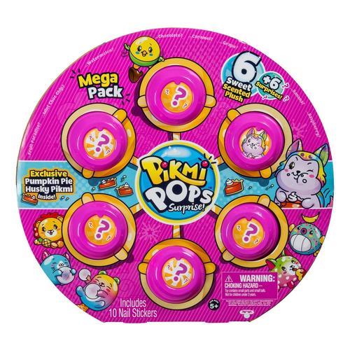 Купить Набор с 6 героями Pikmi Pops. Тыквенный пирог , Игровые наборы