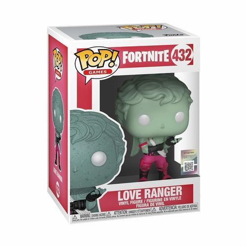Купить Фигурка POP! Fortnite Love Ranger , Funko, Мир героев