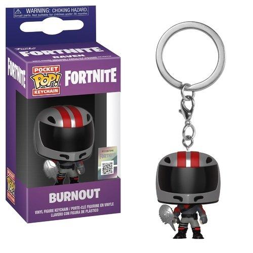 "Брелок POP! Fortnite S2 ""Burnout"""