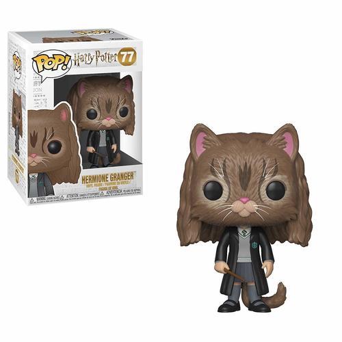 Купить Фигурка POP! Harry Potter S5 Hermione as Cat , Funko, Фигурки