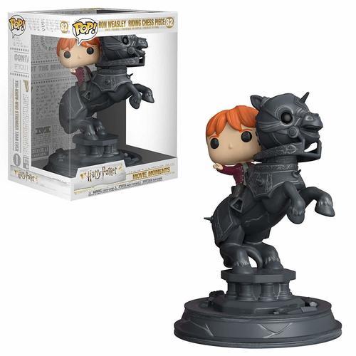 Купить Фигурка POP! Harry Potter S5 Ron Riding Chess Piece , Funko, Фигурки