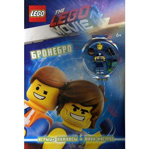 Фото - LEGO Movie. Бронебро волченко ю ред lego star wars пилоты звездного флота комиксы игры мини фигурка
