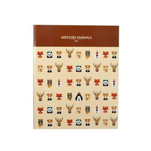 Дневник школьный Hipsters, 48 листов дневник универсальный дизайн 2 48 листов