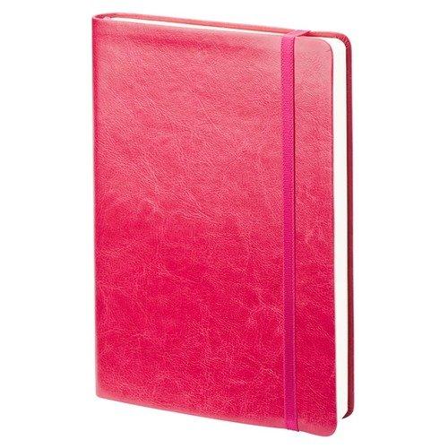 """Ежедневник недатированный """"Elegance"""", 288 страниц, 10 х 14 см, малиновый"""