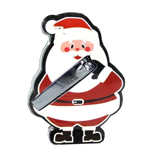 """Щипчики для ногтей """"Санта"""""""