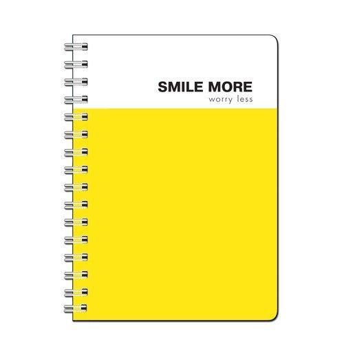 Блокнот Smile more А6, 96 листов, в клетку